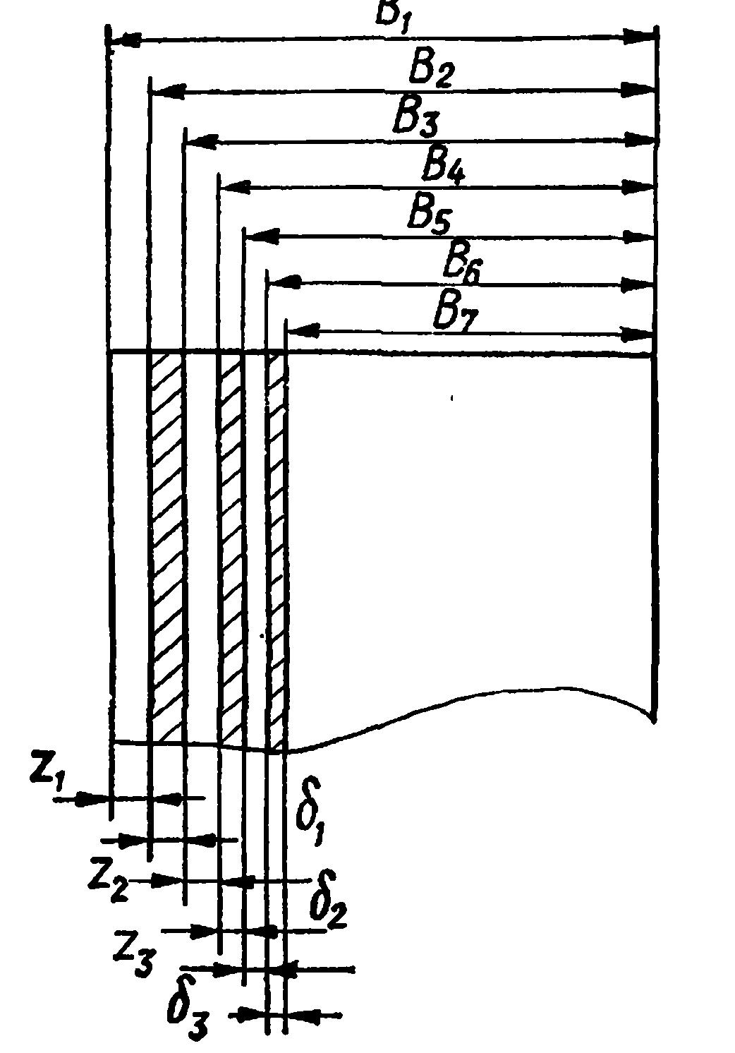 Схема расположения припусков и допусков фото 832