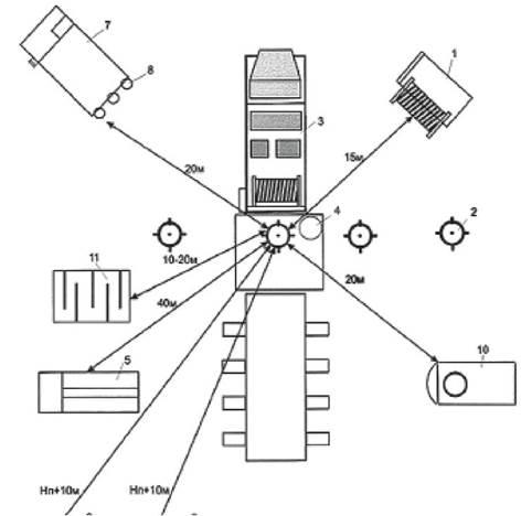 Схема установки капитального ремонта скважин