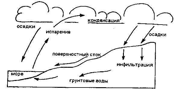 геологическая деятельнось ветра и поверхностных вод